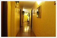 Hotels Rome, Couloir